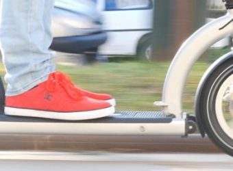 ElectricMood's lightweight scooter zooms past its Indiegogo goal in 24 hours