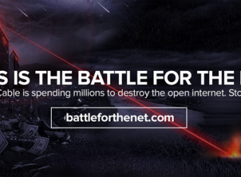 Etat-Unis: manifestation en ligne le 12 juillet pour défendre la neutralité du net