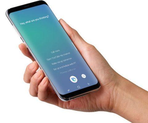 Bixby, l'assistant vocal de Samsung, parle enfin anglais