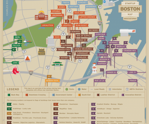 Bridging the divide between the Paris & Boston startup communities