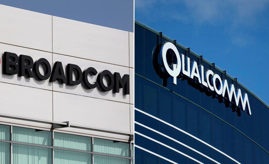 Broadcom prêt à s'offrir Qualcomm pour 130 milliards de dollars