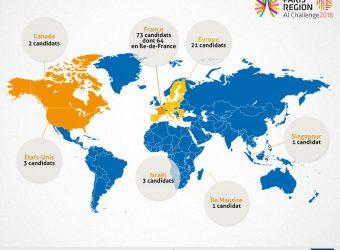 AI Challenge Paris Région: les dix start-up lauréates choisies