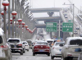 Chine: tracer chaque voiture avec une vignette, sécurité ou Big Brother?