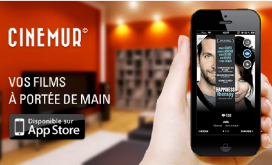 With 170K users, Cinemur raises €2 Million for their mobile film discovery platform