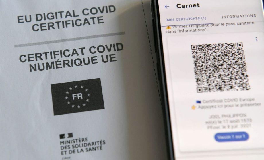 Le Conseil Constitutionnel valide l'extension du pass sanitaire