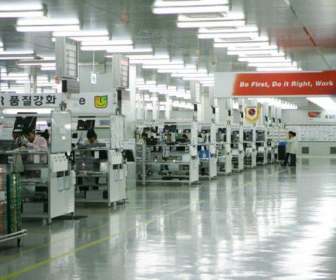 Coronavirus: deux usines de LG et de Samsung arrêtées en Corée du Sud