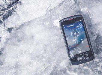 Au MWC, Crosscall présente son dernier mobile ultra-résistant