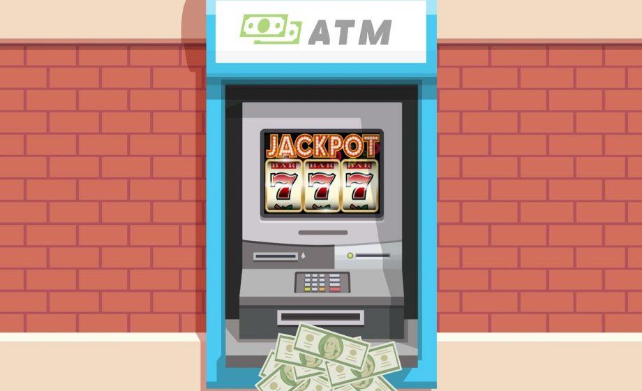 Cybercriminalité: distributeurs de billets ou machine à sous?