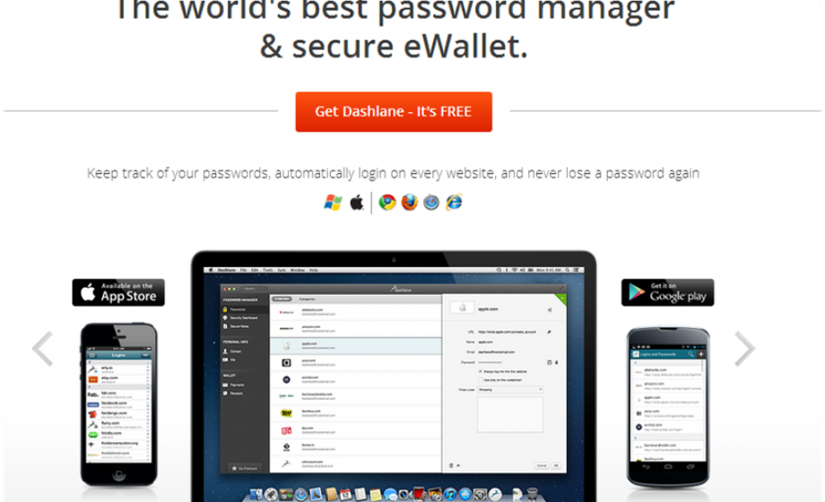 Dashlane CEO Emmanuel Shalit to discuss what it's like to manage your passwords