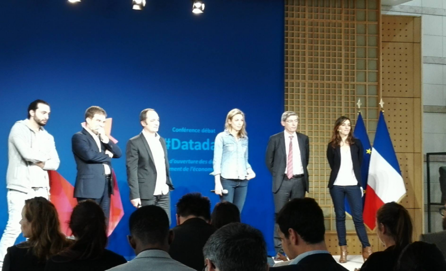 France converging its open data strategy with startup innovation