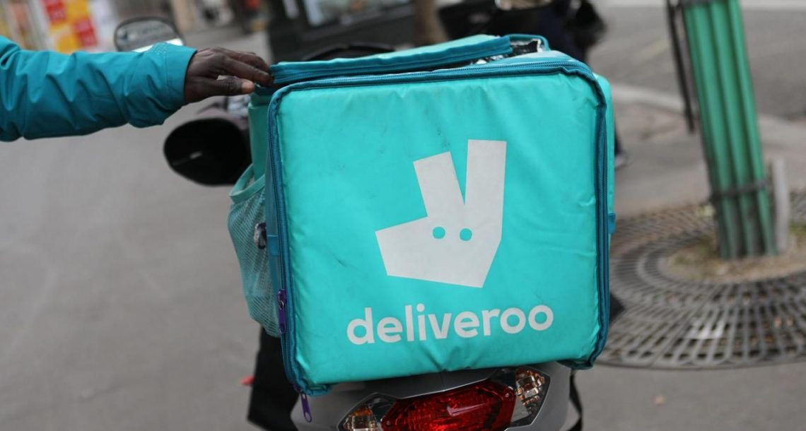 Deliveroo, le poisson d'avril qui ne passe pas