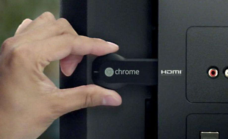 Orange working on their own HDMI key to rival Google's Chromecast