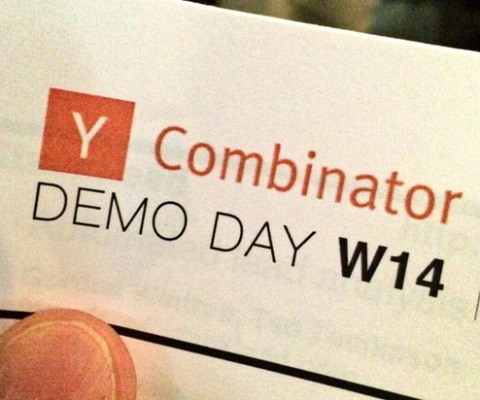 Did 500 Startups announce their 1st French investment at YC Demo Day?