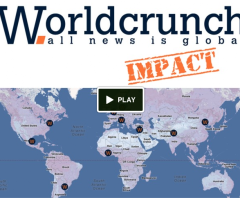 WorldCrunch partners with Le Nouvel Obs on its Kickstarter campaign to bring local news Global