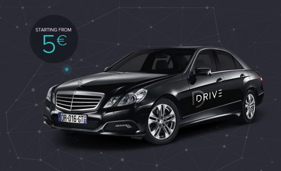 "Behind Drive's $2 Million fundraising: ""Uber is charging a premium for a commoditized service"""
