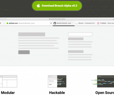 Breach's open source browser hopes to succeed where Firefox fell short