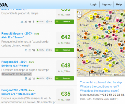Founder of ZipCar, Robin Chase's BuzzCar buys CityzenCar to double down on French car-sharing