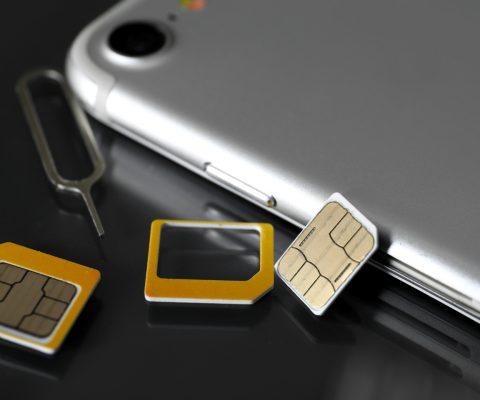 Royaume-Uni: lourde condamnation pour échange de carte SIM