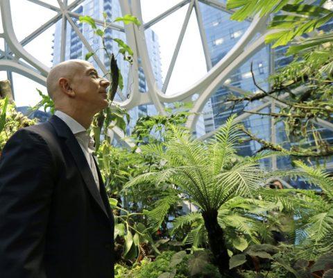 Engagement climatique de Jeff Bezos: un pur coup de com'?
