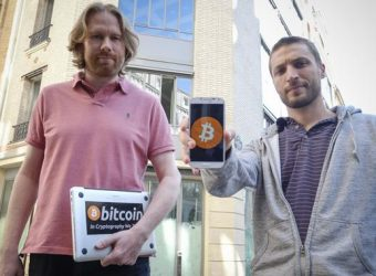 As Bitcoin startups surge, Paris opens its first Bitcoin center