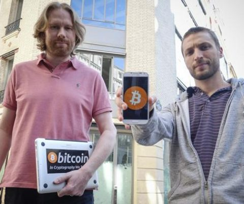 As Bitcoin startups surge, Paris opens its first Bitcoin center