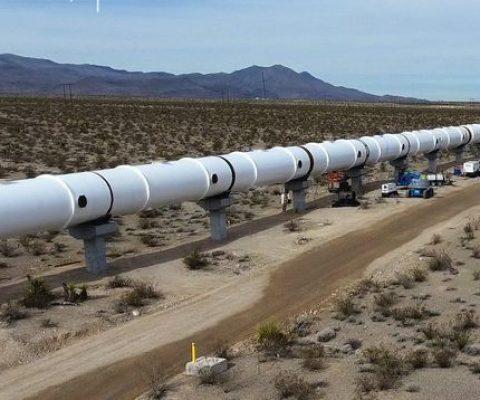 Hyperloop: où en est le moyen de transport du futur?