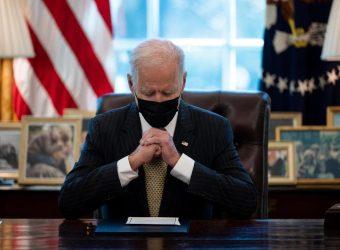 Etats-Unis: Joe Biden part en croisade contre l'évasion fiscale