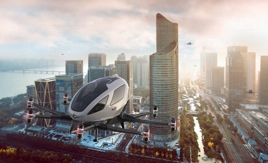 Des voitures volantes en approche en Europe pour 2022
