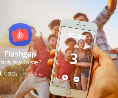 "Flashgap: the ""Hangover""-inspired app that helps you remember your fun, hazy nights!"