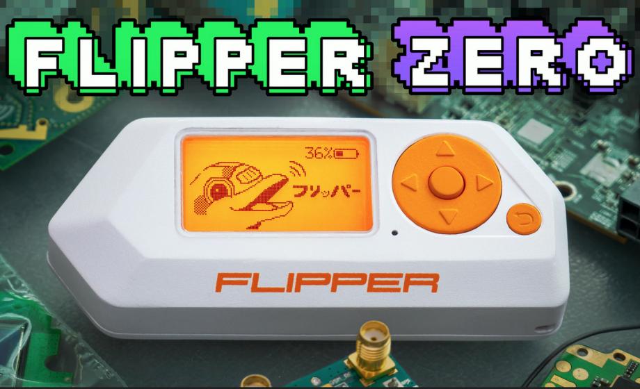 Voici Flipper Zero, un Tamagoshi-dauphin pour… les hackers éthiques!