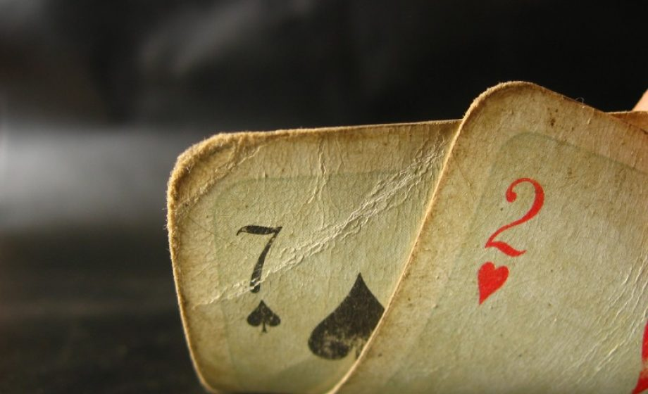 RudeVC: Know when to hold 'em, know when to fold 'em
