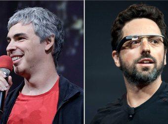 Les deux fondateurs de Google laissent la direction d'Alphabet à Sundar Pichai