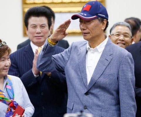 Foxconn: Terry Gou candidat à la présidentielle à Taïwan!