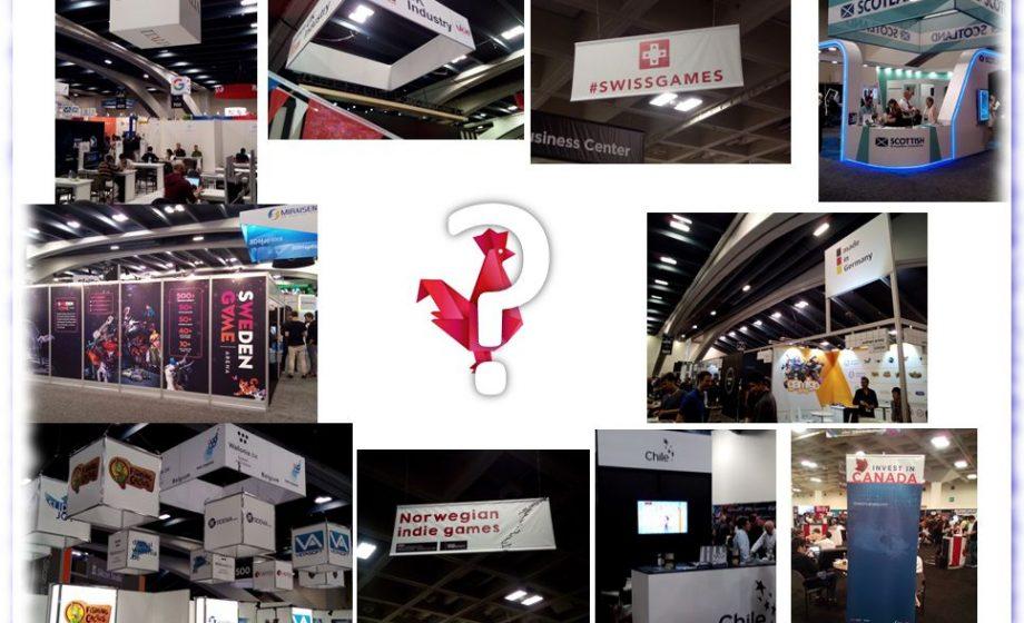 GDC 2016: Où est LaFrenchTech ?