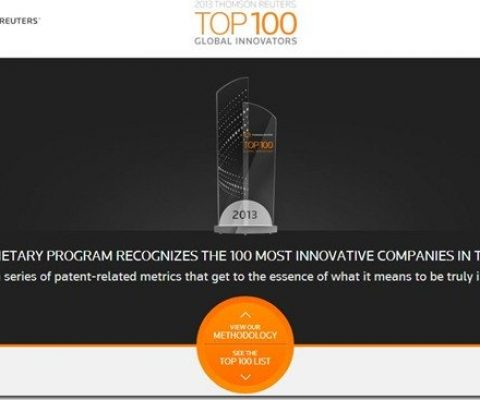France leads the way in Europe in Thomson Reuters Top 100 Global Innovators list