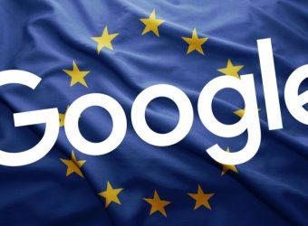 Googlemontre patte blanche à l'Union Européenne