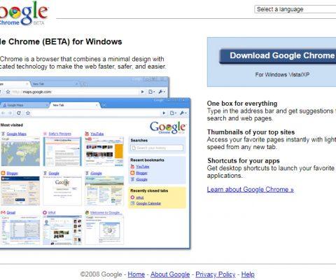 Google Chrome: 10 ans au compteur, une domination sans partage