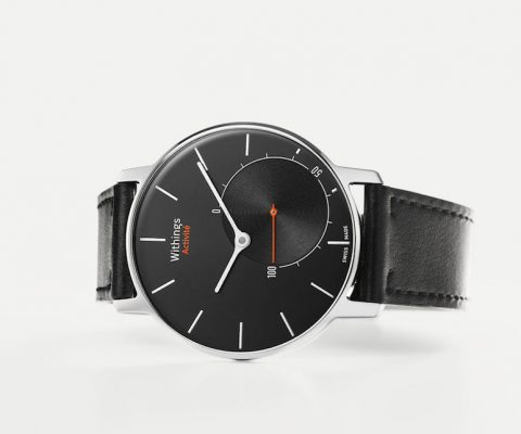 """Withings brings together """"connected"""" and """"fashion"""" inside a smart watch"""