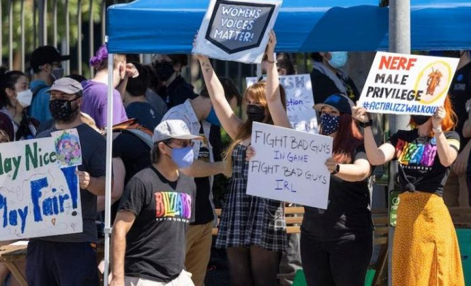 Harcèlement sexuel : Blizzard, Ubisoft, le ras-le-bol des salariés