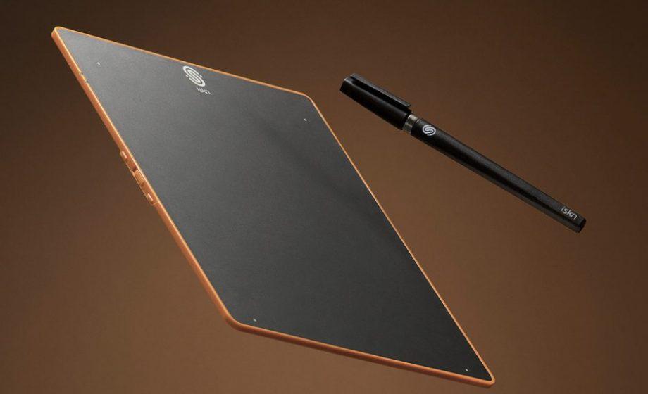 iskn raises $2 Million to turn any iPad into a Wacom Tablet