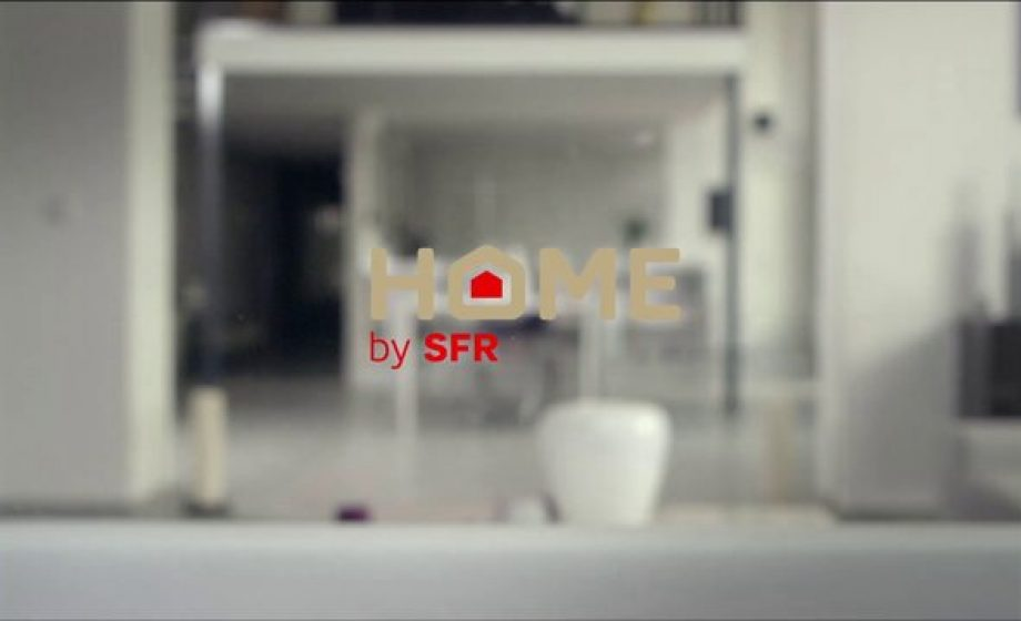 SFR's next-generation box to enable the Connected Home