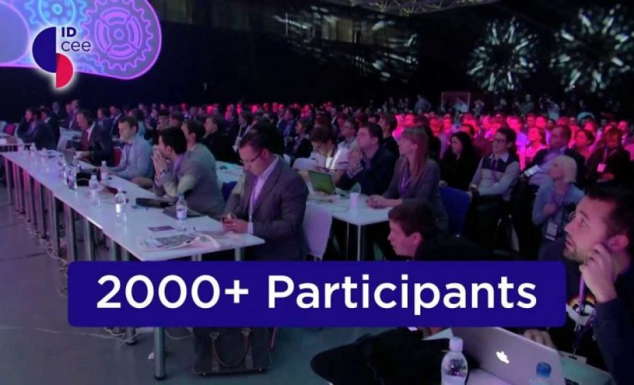 Tech entrepreneurs and enthusiasts from around the world to descend on Kiev October 10th/11th for IDCEE