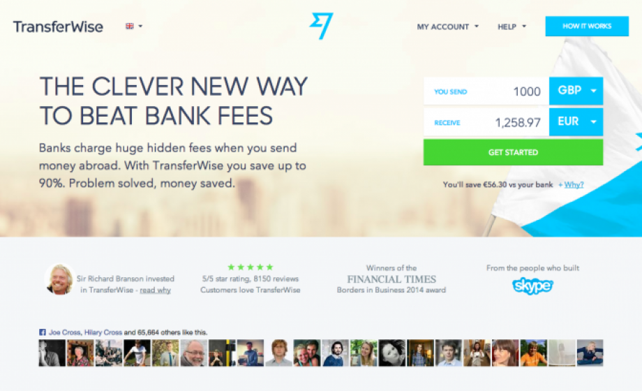 TransferWise launches new UX, mobile app and more in bid to help consumers beat bank fees