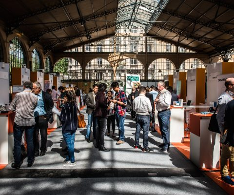 Meet the first 40 recruiters at Paris Startup Job Fair on September 19th