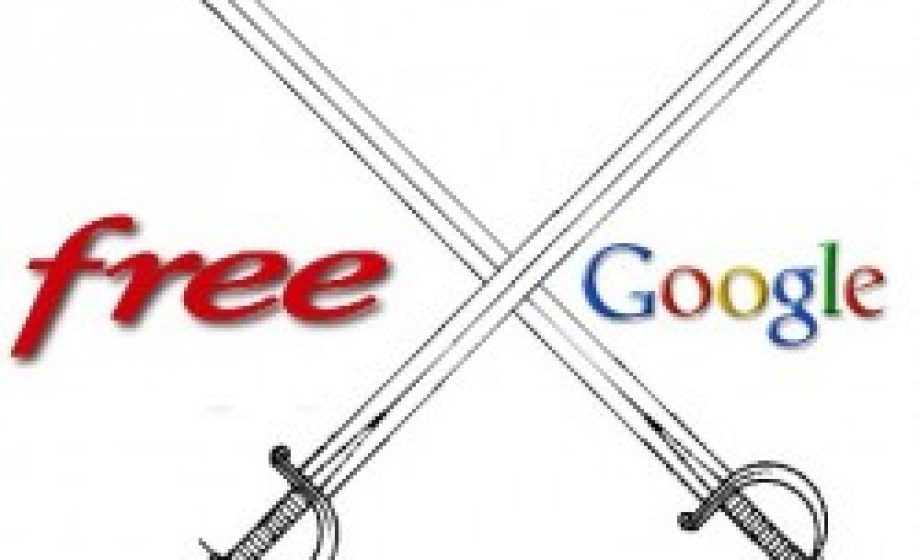 Why did Free roll out an opt-out ad block? War with Google.