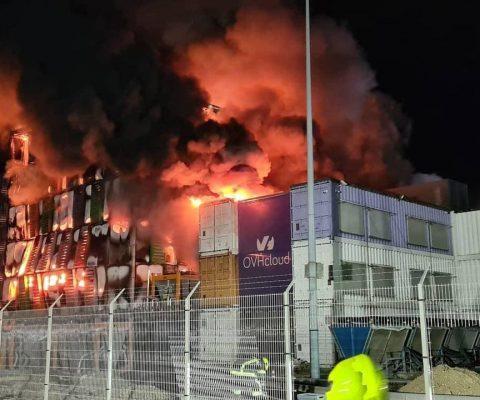 Incendie chez OVH: la sauvegarde et la sécurité des serveurs cloud en questions
