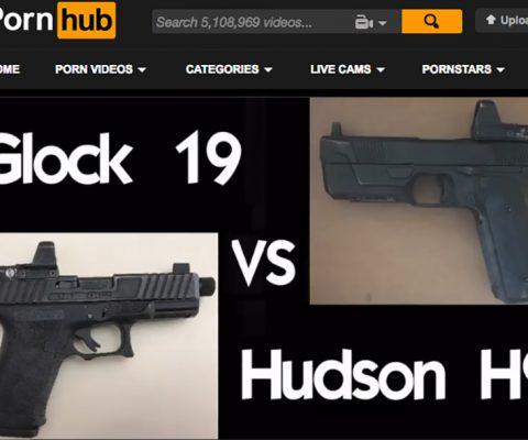 Vidéos pro-armes à feu: de YouTube à… Pornhub!
