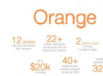 Orange CEO Announces first class of startups at Orange Fab