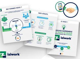 Iziwork, spécialiste de l'e-interim, lève 4,5 millions d'euros