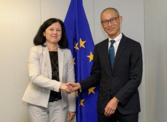 Le Japon et l'Union Européenne s'accordent sur la protection des données